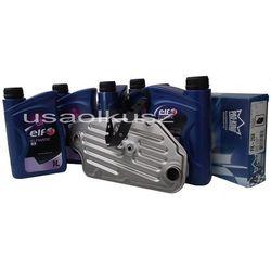 Filtr oraz olej MERCON-III automatycznej skrzyni A4LD Ford Bronco 4x4