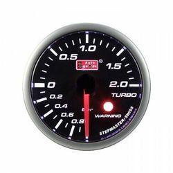 Wskaźnik ciśnienia doładowania 52mm Smoke
