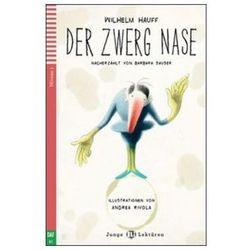 Der Zwerg Nase + CD. Junge ELI Lekturen (opr. miękka)