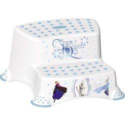 OKT Dwustopniowy podnóżek do umywalki i WC Frozen - BEZPŁATNY ODBIÓR: WROCŁAW!