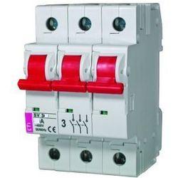 Rozłącznik izolacyjny 100A 3P 400 V SV 3100 002423316 ETI