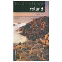 Książki do nauki języka, Ireland The Oxford Bookworms Library Factfiles Stage 2 (700 Headwords) (opr. miękka)