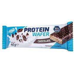 Baton wysokobiałkowy 6pak protein wafer 40g - czekolada Najlepszy produkt Najlepszy produkt tylko u nas!