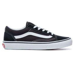 Buty - old skool black/true white (6bt) rozmiar: 30.5 marki Vans