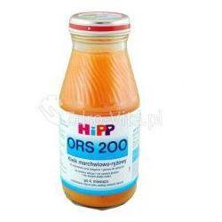 Hipp kleik marchew/ryż ors 200 od 4 mies. marki Hipp gmbh