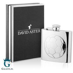 Piersiówka dla kibica - piłka nożna hf-11 marki David aster - made in england