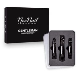 Neonail Zestaw prezentowy dla niego gentleman manicure set
