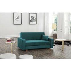 Sofa rozkładana z funkcją spania lux 3 - kolory i tkaniny do wyboru dostawa 0zł marki Big meble