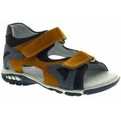 Sandały dla chłopca Kornecki 06699 Camel
