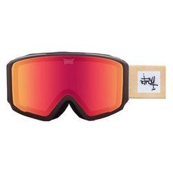 Gogle blaze dot (brown/orange fire) 2020 marki Tripout