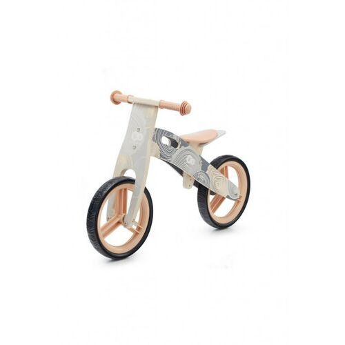Rowerek biegowy szary 5y40ay marki Kinderkraft