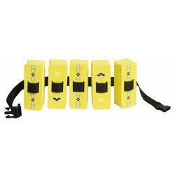 Arena pas wypornościowy do nauki pływania friends floatation belt yellow