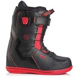 Buty snowboardowe - idxhc pf black/red (3927) rozmiar: 40 marki Deeluxe