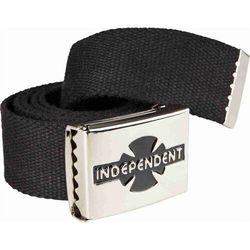 pasek INDEPENDENT - Clipped Black (BLACK)