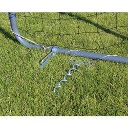 Pz Kotwy do bramek piłkarskich wykonanych z rury o średnicy 30 - 40 mm