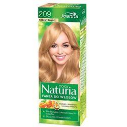 Joanna Naturia Color Farba do włosów Beżowy Blond nr 209 (5901018010690)