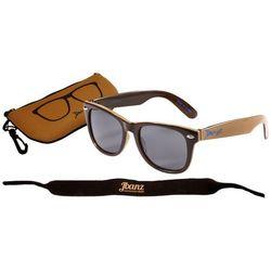 Okulary przeciwsłoneczne dzieci 4-10lat UV400 BANZ