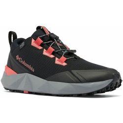 Columbia facet 30 outdry buty kobiety, czarny/różowy us 10 | eu 41 2021 buty turystyczne (0194004145833)