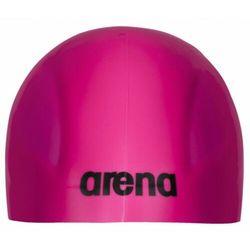 arena 3D Ultra Czapka, fuchsia-black M 2019 Czepki pływackie (3468335299129)