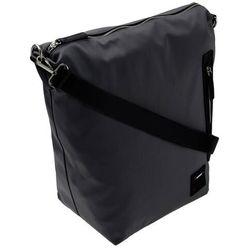 Torebka shopper bag nieprzemakalna monnari czarna, kolor czarny