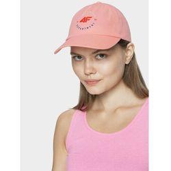 4f Damska czapka z daszkiem l20-cad007 bejsbolówka (5902818832543)