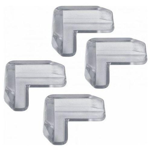 Narożniki zabezpieczające szklane stoły 4szt REER, RE-4904