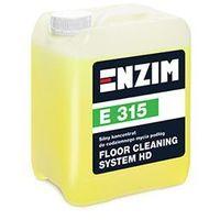 Pozostałe do podłóg i dywanów, Enzim E315 do podłóg 5L Floor Cleaning System HD