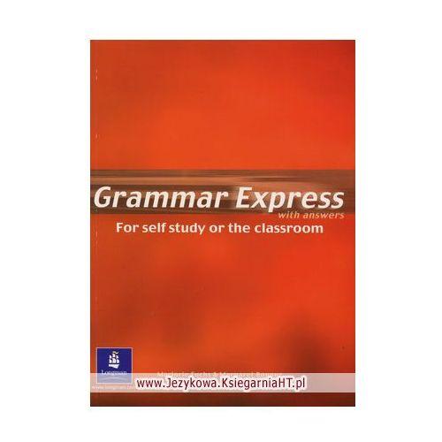 Książki do nauki języka, Grammar Express (opr. miękka)