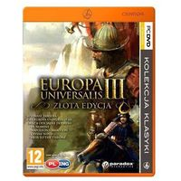 Gry PC, Europa Universalis 3 (PC)