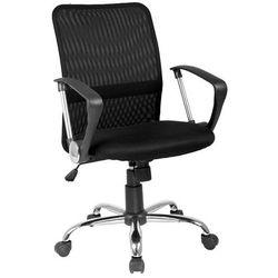 Krzesło biurowe obrotowe SIGNAL Q-078 - Czarny