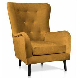 Fotel MARSHAL miodowy