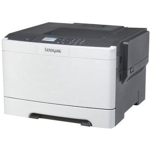 Drukarki laserowe, Lexmark CS417dn