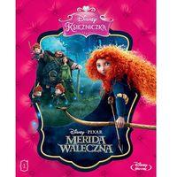 Bajki, Disney Księżniczka. Merida Waleczna [Blu-ray]
