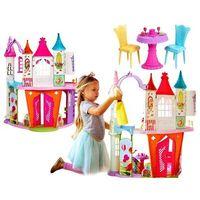 Kreatywne dla dzieci, Barbie Pałac Domek Krainy Słodkości DREAM DYX32 Lalka Princess GRATIS!