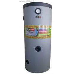Bufor ERMET 180L Bez Wężownicy do CO - Zbiornik Buforowy Zasobnik Akumulacyjny 180 litrów, 170cm x 49cm, - Wysyłka Gratis