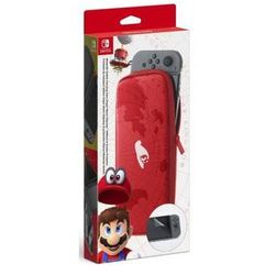 Etui i folia na ekran NINTENDO Super Mario Odyssey do Nintendo Switch