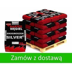 Ekogroszek kamienny Silver 26-28 MJ 1000 kg