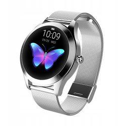 Smartwatch OroMed Smart Lady Silver- Zamów do 16:00, wysyłka kurierem tego samego dnia!