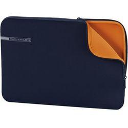 Pokrowiec na laptopa HAMA Sleeve Neoprene Essential 15,6 cala Granatowy