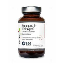 Kenay, Fucoxanthin ThinOgen Listownica japońska, 30 kaps