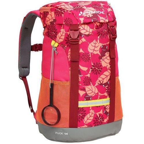 Tornistry i plecaki szkolne, VAUDE Paki 14 Plecak Dzieci różowy 2018 Plecaki codzienne Przy złożeniu zamówienia do godziny 16 ( od Pon. do Pt., wszystkie metody płatności z wyjątkiem przelewu bankowego), wysyłka odbędzie się tego samego dnia.