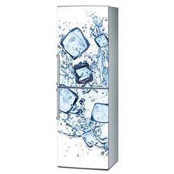 Mata magnetyczna na lodówkę - Kostki lodu w wodzie 4281