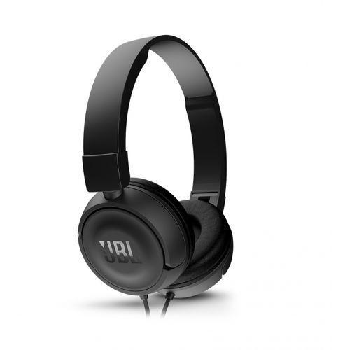 Słuchawki, JBL T450 Niebieskie