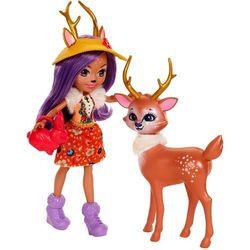 Zabawka MATTEL Enchantimals Wielopak Lalki + Zwierzątka