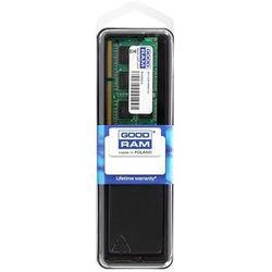Pamięć GOODRAM SO-DIMM DDR3 4096MB PC1600 CL11 512x8 1,35V GR1600S3V64L11S/4G - prawie 2000 punktów odbioru - Paczkomaty, Stacje Orlen