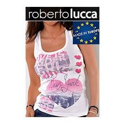 ROBERTO LUCCA Top RL1302010 / WHITE-JEANS