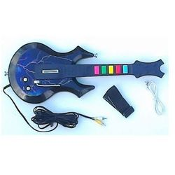 Gitara Guitar Hero Rock - Podłączana do TV.