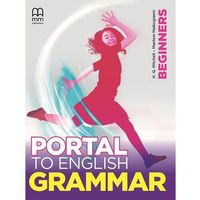 Książki do nauki języka, Portal to English Beginners Grammar Book (opr. miękka)