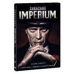 Zakazane Imperium, sezon 3 (DVD) - Allen Coulter, Jeremy Podeswa DARMOWA DOSTAWA KIOSK RUCHU