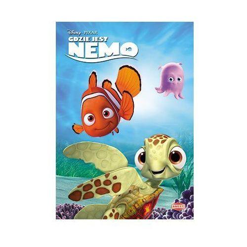Kolorowanki, Kolorowanka Gdzie jest Nemo ?? - Praca zbiorowa